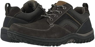 Nunn Bush Quest Moc Toe Oxford (Brown) Men's Shoes