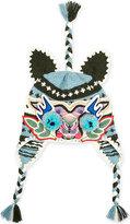Gucci Peruvian Embroidered Hat
