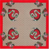 Gucci Limited edition silk scarf