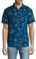 Faherty Ventura Bendback Sportshirt