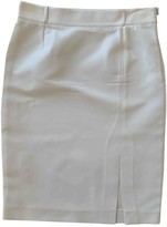 Gucci White Silk Skirts