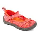 Eddie Bauer Toddler Girls' LeeAnne Mary Jane Shoes