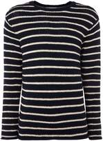 Denim & Supply Ralph Lauren Men's Striped Long-Sleeve Jumper