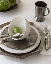 "Juliska Four ""Pewter"" Salad/Dessert Plates"