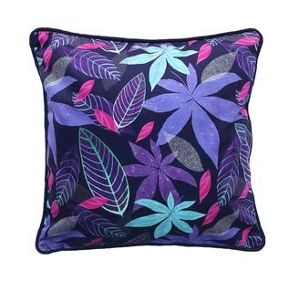 Amanda West Purple Persian Velvet Cushion