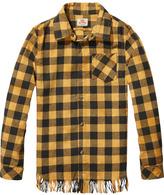 Scotch & Soda Flannel Shirt