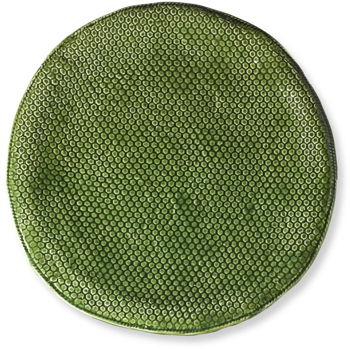 Williams-Sonoma Honeycomb Round Platter