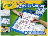 Crayola Dry-Erase Activity Center - Zany Play Edition