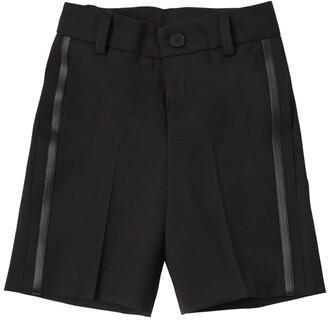 Givenchy Wool Twill Shorts