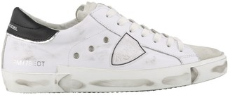 Philippe Model Prsx Veau Low Top Sneakers