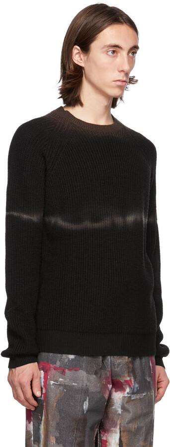 Thumbnail for your product : Davi Paris Black Rem Crewneck
