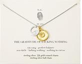 BU The Gratitude of Lacking Nothing Necklace