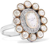Amrapali 18-karat Gold Diamond Ring - 6
