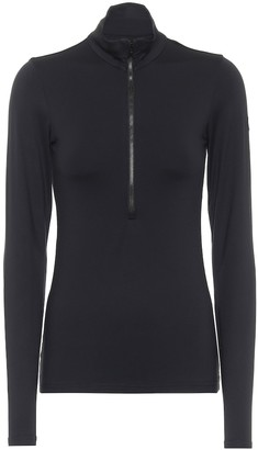 Fusalp Ski Gemini III high-neck zip-up sweater
