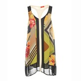 Rene Derhy Sleeveless Printed Tunic Dress
