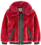 Pepe Jeans False fur jacket