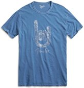 Lucky Brand Men's - Fender Guitar Rock On 100% Cotton T-Shirt