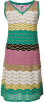 M Missoni striped dress - women - Viscose - 42