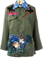 Night Market - Hawaii jacket - women - Cotton/Polyester - One Size