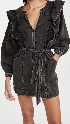 Free People Imogene Mini Dress