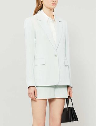 Reiss Lana high-rise woven shorts