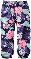 Carter's Floral Print Pants (Toddler/Kid) - Print - 7
