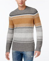 Tommy Hilfiger Men's Stanley Striped Crew-Neck Sweater
