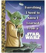 Star Wars Everything I Need to Know I Learned from a Little Golden Book (Hardcover) (Geof Smith)
