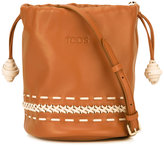 Tod's bucket shoulder bag - women - Calf Leather - One Size
