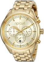 Rip Curl Women's A2758G Analog Display Analog Quartz Watch