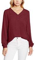 Kaffe Women's Amber L/s Blouse- Min 2 Regular Fit Long Sleeve Blouse,8