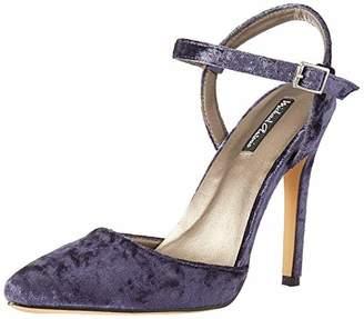 Michael Antonio Women's Riley-vel Heeled Sandal