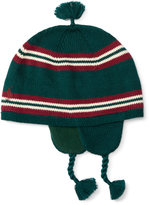 Ralph Lauren Striped Combed Cotton Hat