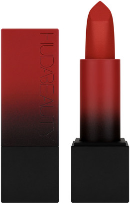 HUDA BEAUTY Power Bullet Matte Lipstick 3G El Cinco De Mayo (Warm Red)