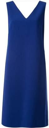 Juun.J V-neck shift dress