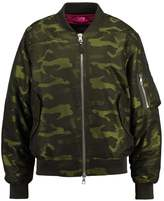 SET Bomber Jacket khaki green