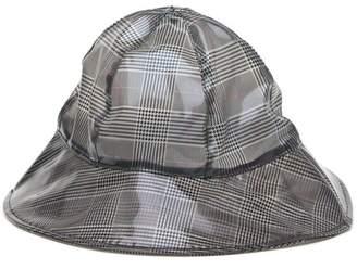 David & Young Glen Plaid Rain Bucket Hat