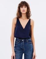 Camilla And Marc Aristide Deep V-Neck Tank