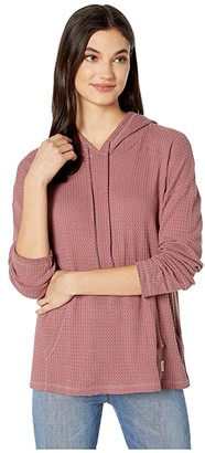 Billabong Days Like This Top (Washed Plum) Women's Clothing