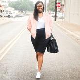Boutique + + Pencil Skirt Plus