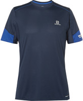 Salomon - Agile Mesh-trimmed Advancedskin Activedry T-shirt