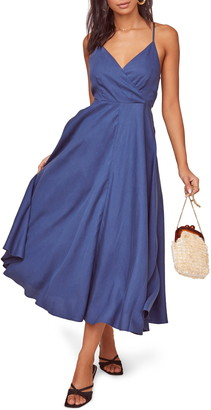 ASTR the Label Ambrosia Midi Dress