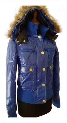 Silvian Heach Purple Synthetic Coats
