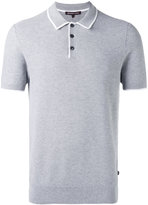 Michael Kors short sleeve polo shirt - men - Cotton - XXL