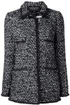 Giambattista Valli long tweed jacket