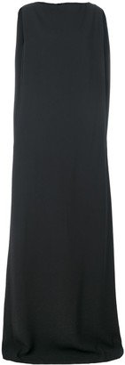 Chalayan Floor Length Column Dress