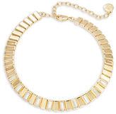 RJ Graziano Bar Link Choker Necklace