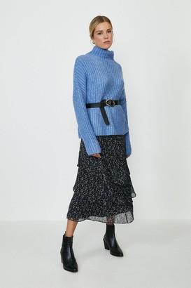Coast High Neck Knitted Jumper