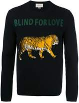 Gucci Blind For Love jumper