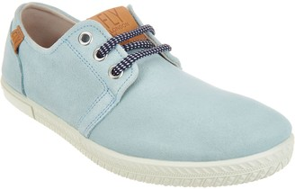 Fly London Suede Lace Up Shoes - Stot